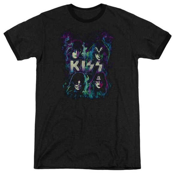 Kiss Colorful Fire Adult Heather Ringer
