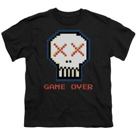 Game Over Short Sleeve Youth T-Shirt