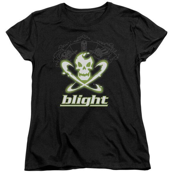 Batman Beyond Blight Short Sleeve Womens Tee T-Shirt