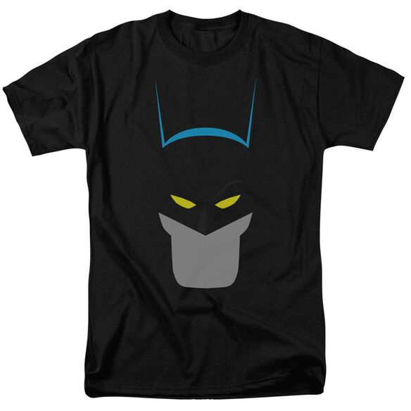 Batman Simplified Short Sleeve Adult T-Shirt