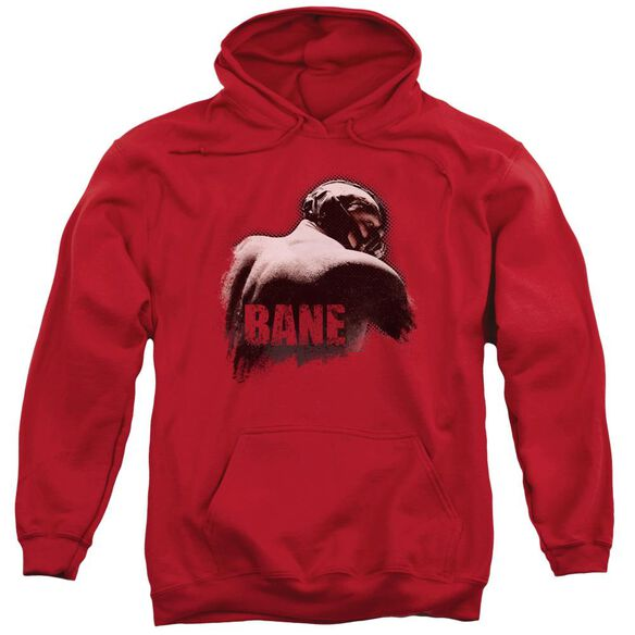 Dark Knight Rises Bane Wash Adult Pull Over Hoodie