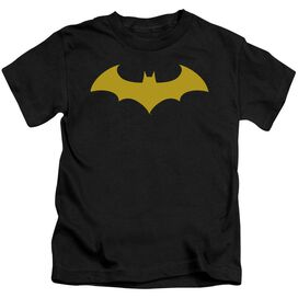 Batman Hush Logo Short Sleeve Juvenile T-Shirt