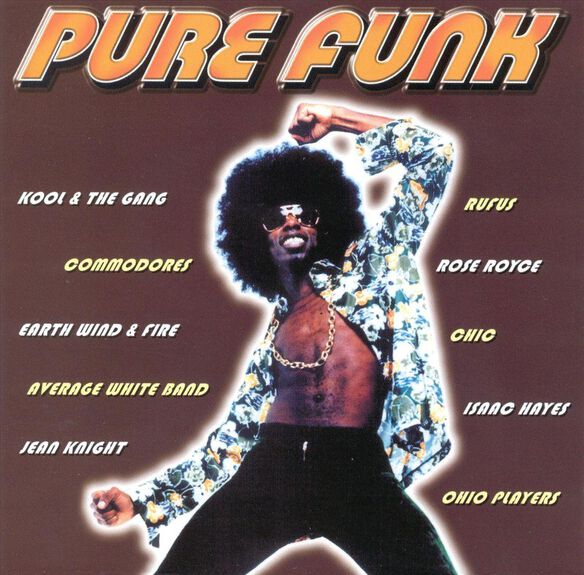 Pure Funk / Various