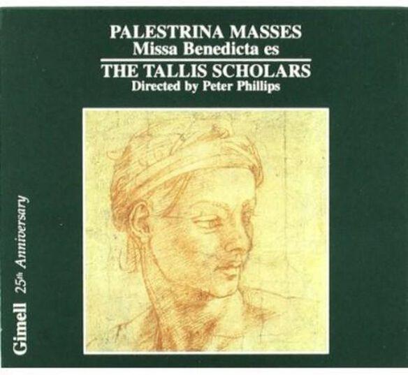 The Tallis Scholars - Missa Benedicta Es