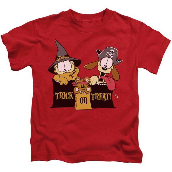 GARFIELD TRICK OR TREAT-S/S T-Shirt