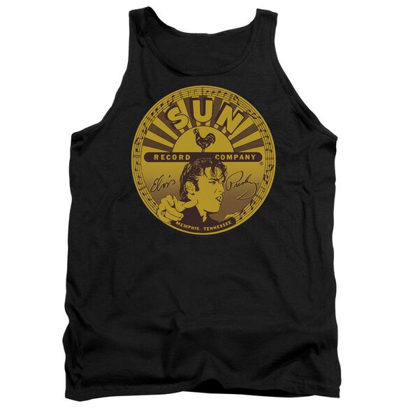 Sun Elvis Full Sun Label Adult Tank