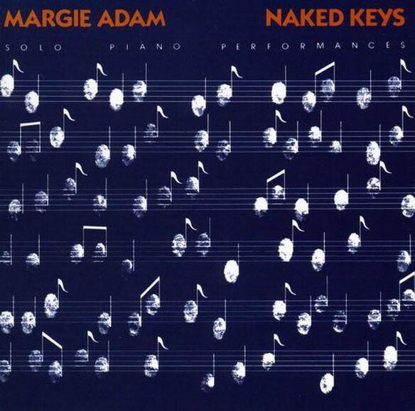 Margie Adam - Naked Keys