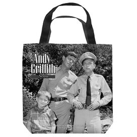 Andy Griffith Lawmen Tote