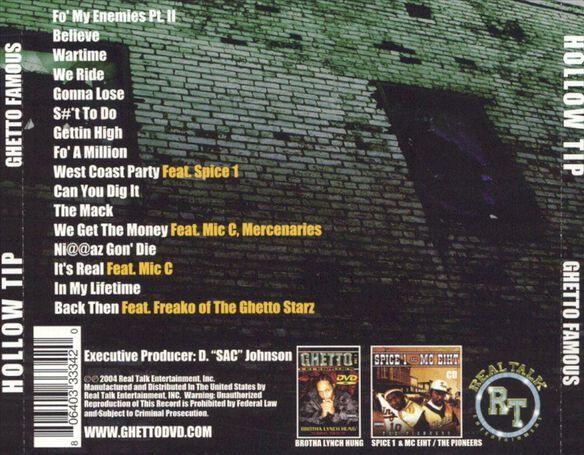Ghetto Famous 0604