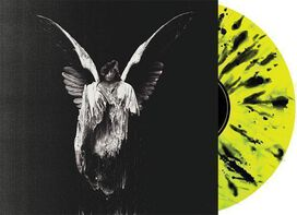 Underoath - Erase Me [Exclusive Acid Green with Black Splatter Vinyl]