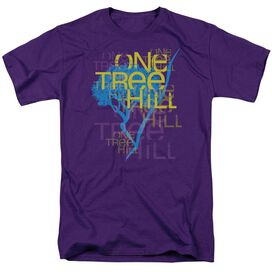 One Tree Hill Title Short Sleeve Adult T-Shirt