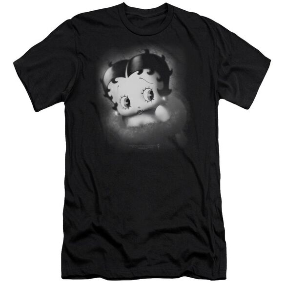 Betty Boop Vintage Star Short Sleeve Adult T-Shirt