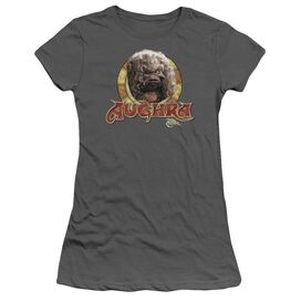 Dark Crystal Aughra Circle Short Sleeve Junior Sheer T-Shirt