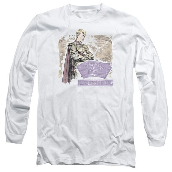 Watchmen Ozymandias Long Sleeve Adult T-Shirt