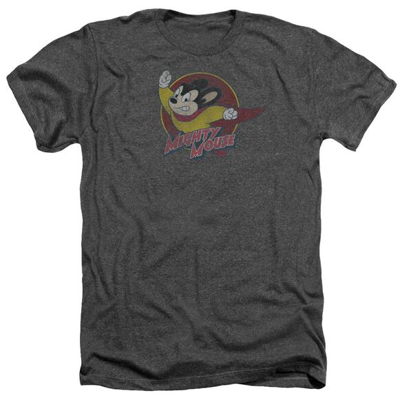 Mighty Mouse Mighty Circle Adult Heather