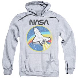 Nasa Shuttle Adult Pull Over Hoodie Athletic