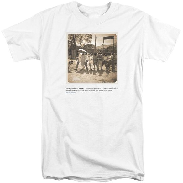 Sandlot Pantywaist Short Sleeve Adult Tall T-Shirt