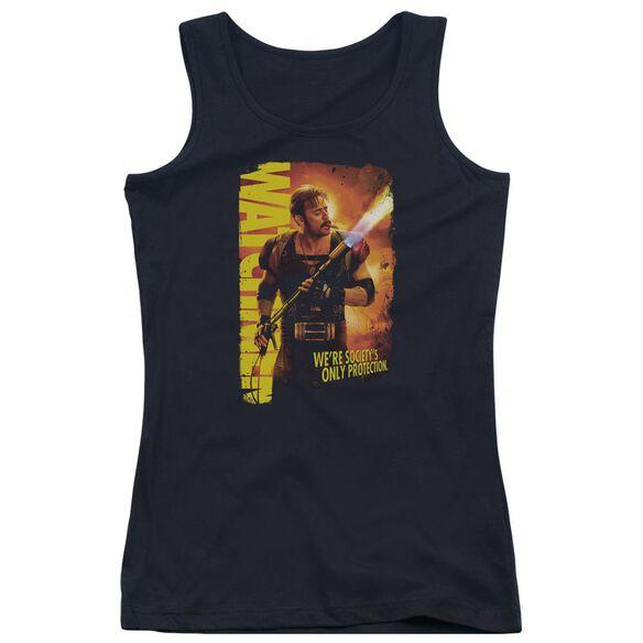 Watchmen Smoke Em Juniors Tank Top