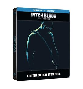 Pitch Black [Exclusive Blu-ray Steelbook]