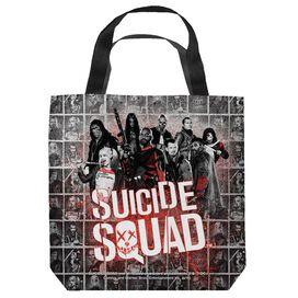 Suicide Squad Splatter Tote