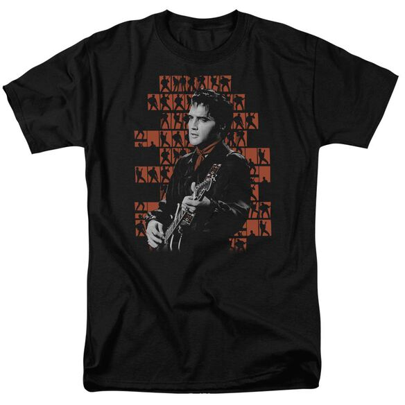 Elvis 1968 Short Sleeve Adult T-Shirt