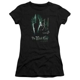 Lor Witch King Short Sleeve Junior Sheer T-Shirt