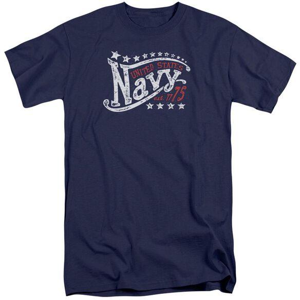 Stars Short Sleeve Adult Tall T-Shirt