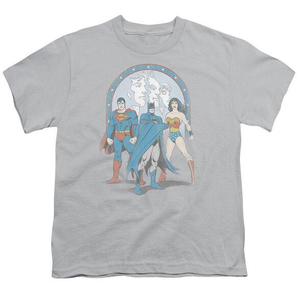 Dc Trinity Short Sleeve Youth T-Shirt