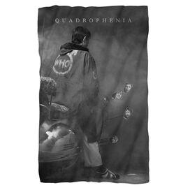 The Who Quadrophenia Fleece Blanket