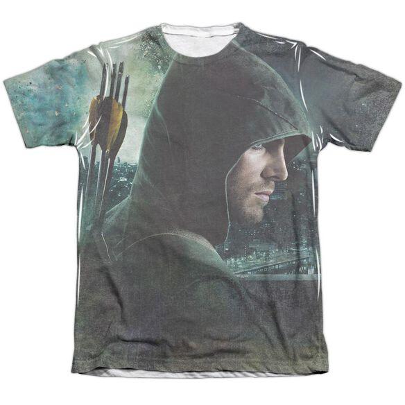 Arrow Hero Adult Poly Cotton Short Sleeve Tee T-Shirt