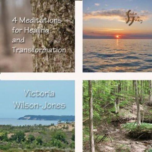 4 Meditations For Healing & Transformation (Cdr)