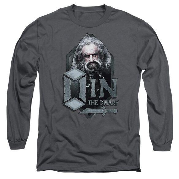 The Hobbit Oin Long Sleeve Adult T-Shirt