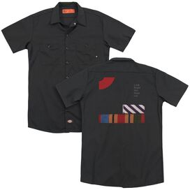 Pink Floyd The Final Cut (Back Print) Adult Work Shirt