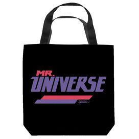 Steven Universe Mr Universe Tote Bag