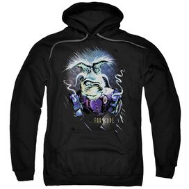 Farscape Rygel Smoking Guns Adult Pull Over Hoodie