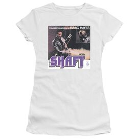 Isaac Hayes Shaft Short Sleeve Junior Sheer T-Shirt