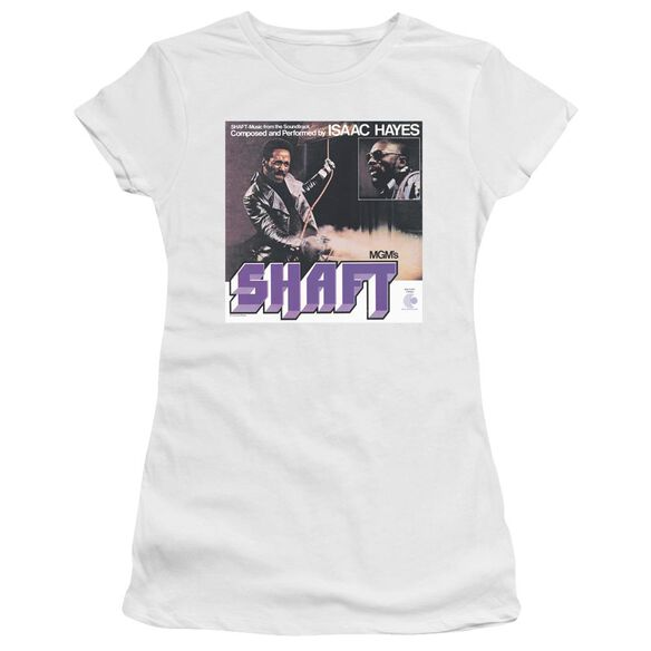Isaac Hayes Shaft Short Sleeve Junior Sheer T-Shirt