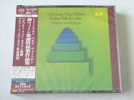 Herbert Von Karajan - Schoenberg. Berg. Webern (SACD-SHM)