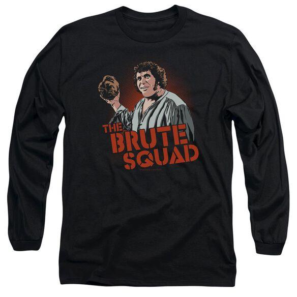 Pb Brute Squad Long Sleeve Adult T-Shirt