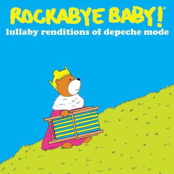 Steven Charles Boone - Rockabye Baby: Lullaby Renditions of Depeche Mode
