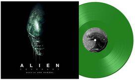 Jed Kurzel - Alien: Covenant Original Soundtrack [Exclusive Neon Green Vinyl]