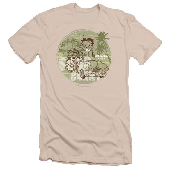 Betty Boop California Short Sleeve Adult T-Shirt