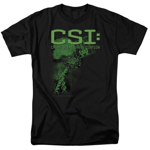 Csi Evidence Short Sleeve Adult T-Shirt