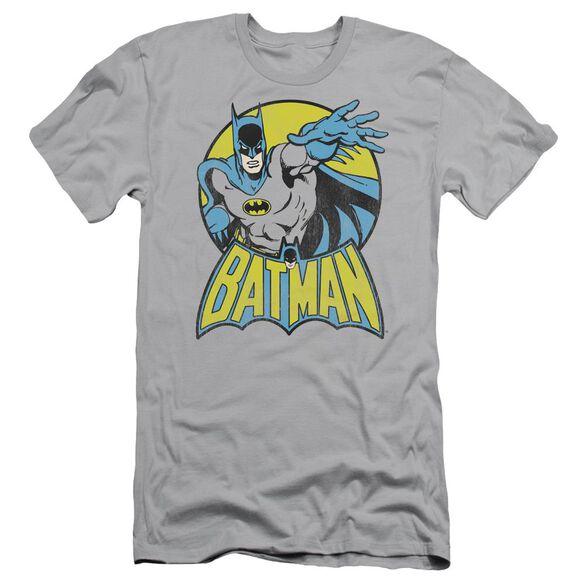 Dc Batman Short Sleeve Adult T-Shirt
