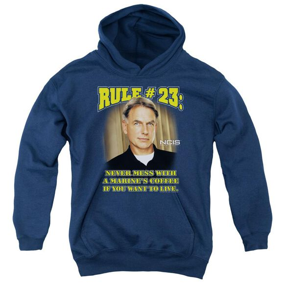 Ncis Rule 23 Youth Pull Over Hoodie