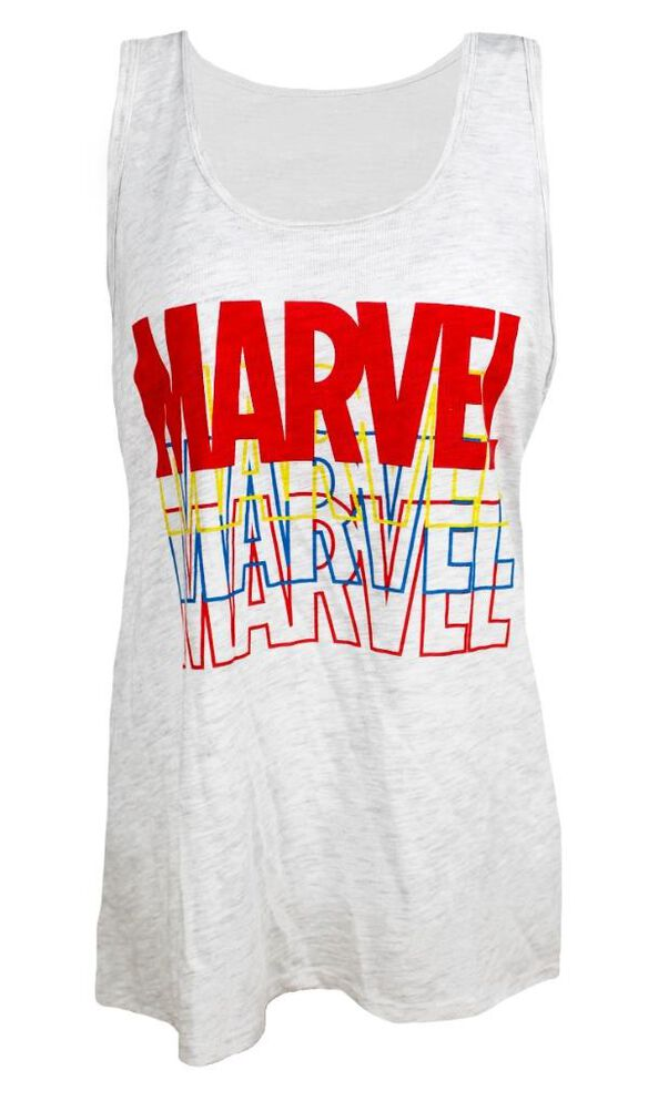 Marvel Logo Women's Tank Top