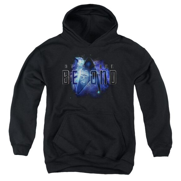 Star Trek Beyond Galaxy Beyond Youth Pull Over Hoodie