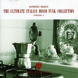 Various Artists - Ultimate Italian Disco Funk Collection 2 / Various