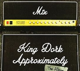 The Mr. The Experience - King Dork Approximately The Album