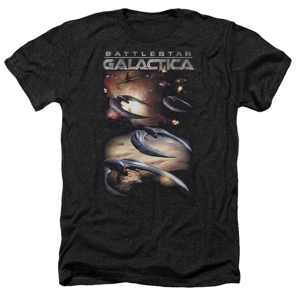 Battlestar Galactica (New) When Cylons Attack Adult Heather